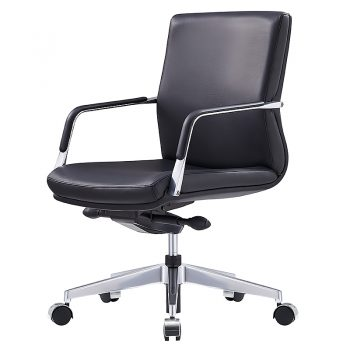 Vantage Low Back Chair, Front Angle View