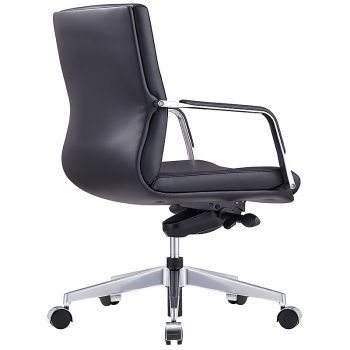 Vantage Low Back Chair, Rear Angle View