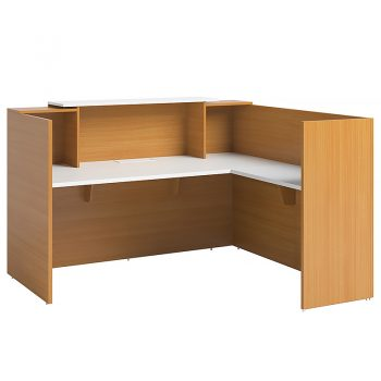 Beech Reception Desk
