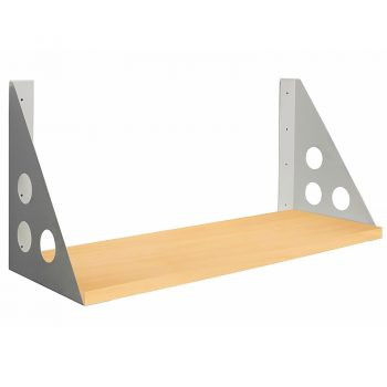 screen divider shelf