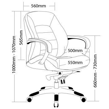 Magnum-L Chair