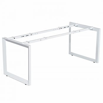 single desk frame