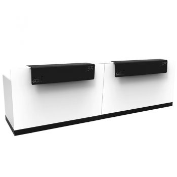 Rapidline RC1809NW Reception Counter
