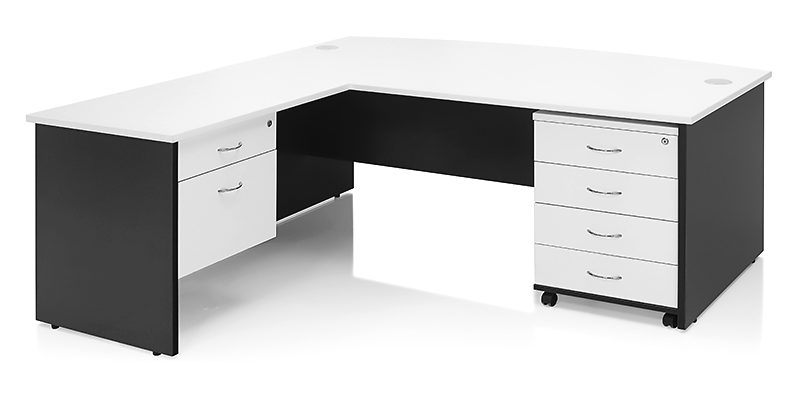 Edge Bow Desk