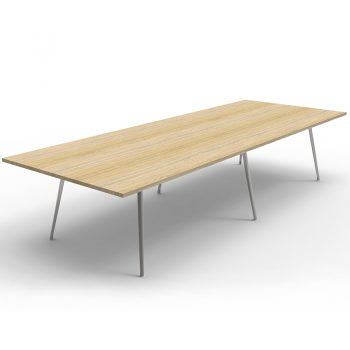 Timber Boardroom Table
