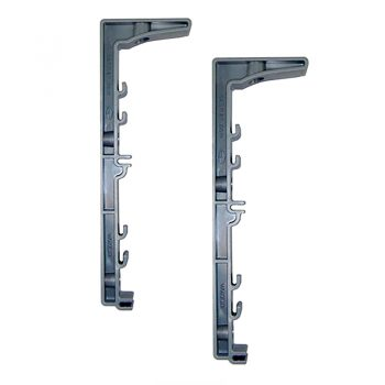 CMS Dual Cable Basket Brackets
