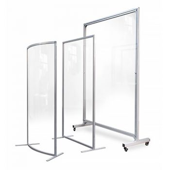 COVID 19 Room Divider Screen