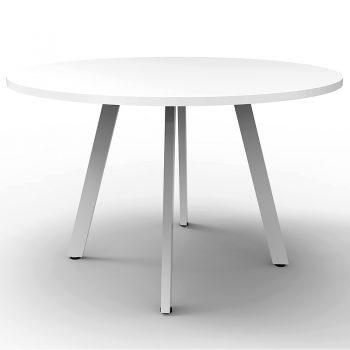 round white meeting table