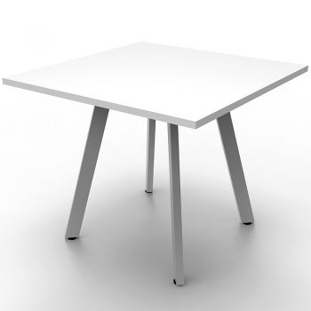 square white meeting table
