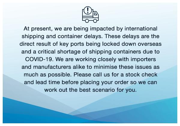 International Shipping Delays