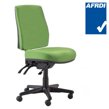 Buro Roma HB Chair, Green