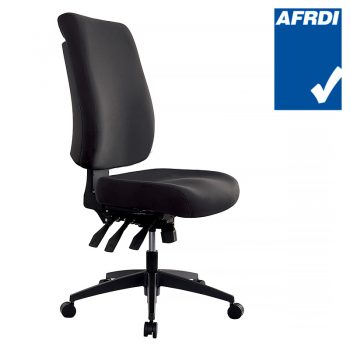 Buro Tidal High Back Chair