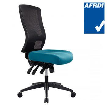 Buro Tidal High Back Mesh Chair