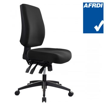 Buro Tidal Medium Back Chair