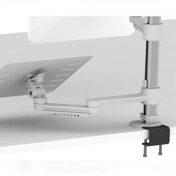 white laptop tray